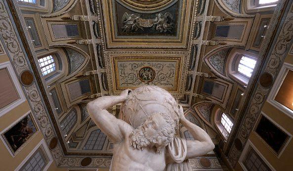 Anche il Museo Archeologico Nazionale di Napoli partecipa alle Giornate Europee del Patrimonio 2019.