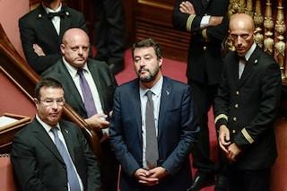 Grazie, Matteo Salvini