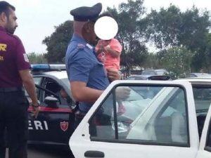 Immagine dai Carabinieri.