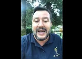 """Conte 2, l'affondo di Salvini a Di Maio: """"Dal Lavoro agli Esteri pur di sopravvivere"""""""
