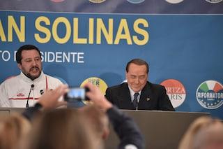 L'effetto Papeete non si ferma: ora Salvini ha un disperato bisogno di Berlusconi