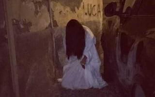 Samara Challenge finisce male: fa travestire la figlia, mamma denunciata a Lesina