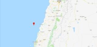 Terremoto di magnitudo 6.8 in Cile: paura, gente in strada ed edifici evacuati