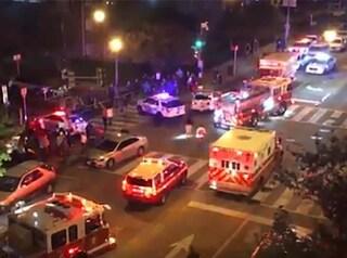 Washington DC, sparatoria in strada a 3 km dalla Casa Bianca: 1 morto e 5 feriti
