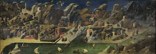 La Galleria degli Uffizi diventa a misura di bambino: la Tebaide di Beato Angelico a 65 cm dal suolo
