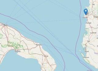 Terremoto di magnitudo 5.8 sulla costa albanese, decine di feriti: scossa avvertita in Puglia