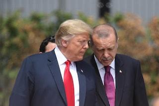 C'è accordo per il cessate in fuoco in Siria: la Turchia sospende la sua offensiva