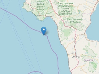 Terremoto in provincia di Cosenza, scossa di magnitudo 4.4: la gente si riversa in strada