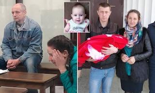 Bielorussia, decapita una bimba di 8 mesi con l'aiuto della madre: sarà fucilato