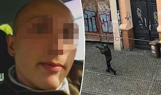 """Sparatoria Halle. Il killer ha trasmesso l'attacco in diretta: """"Ebrei radice di tutti i mali"""""""
