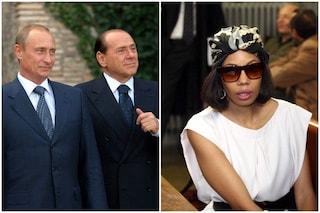 """Marysthell Polanco: """"Putin presente a cene di Arcore con Berlusconi, una ragazza aveva suo numero"""""""