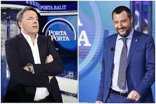 Sondaggi elettorali, nuovo boom della Lega: è al 34%. Crescono anche Fdi, Fi e Italia Viva