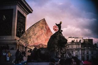 Clima: polizia vieta le proteste di Extinction Rebellion a Londra. Già 1.400 arresti