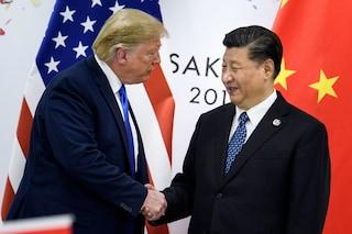 Trump annuncia: primo accordo Usa-Cina sui dazi