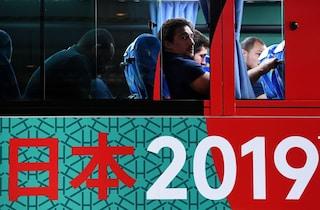 Rugby, Mondiali: Italia-All Blacks annullata per il tifone. Rischia anche il Gp di Sukuza