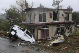 Giappone, tifone e terremoto: evacuazione record di 7 milioni di persone