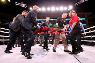 Boxe, Patrick Day lotta tra la vita e la morte dopo ko con Conwell