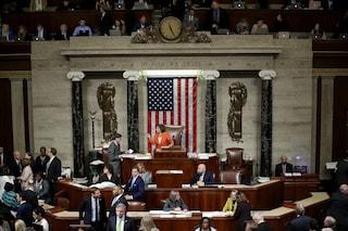 USA, la Camera approva le procedure per l'impeachment a Trump