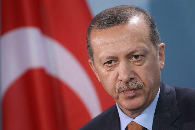Il presidente della Turchia, RecepTayyipErdogan (Gettyimages)