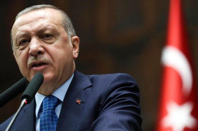 """La Turchia espelle gli ambasciatori di 10 paesi occidentali, Erdogan: """"Persone non gradite"""""""