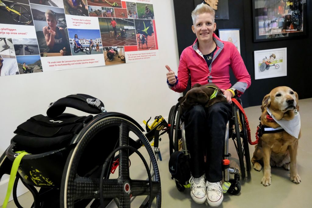 Medaglia d'oro paralimpica sceglie l'eutanasia: morta la campionessa belga Vervoort