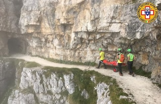 Monte Pasupio, trovato morto l'escursionista scomparso: è un medico in pensione