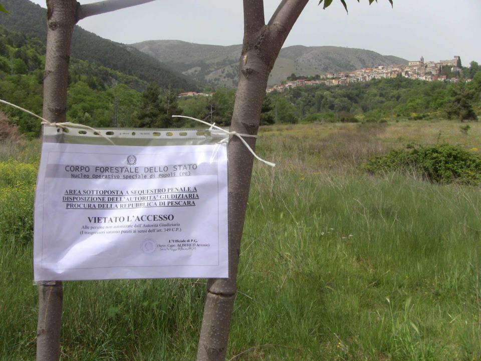 """Bussi sul Tirino, """"la porta sud"""" del Parco Nazionale del Gran Sasso"""