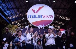 Matteo Renzi presenta il simbolo di Italia Viva: è il gabbiano stilizzato