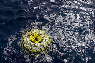 Con che coraggio ora commemorate il naufragio di Lampedusa?