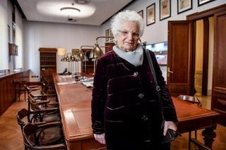 Biella ci ripensa: la città conferirà la cittadinanza onoraria a Liliana Segre