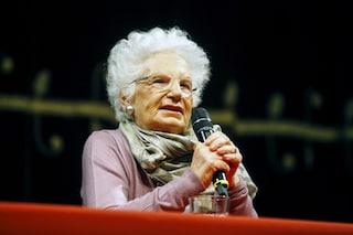 """Nobel per la pace, Liliana Segre: """"Lasciamolo a chi lo merita, io semplice cittadina"""""""