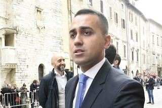 """Giustizia, i dubbi di Di Maio su prescrizione: """"Se Pd vota con Salvini e Berlusconi è Nazareno 2.0"""""""