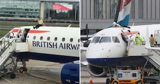 Londra, l'attivista pro-clima sale su aereo pronto al decollo. Arrestato, è un ex paralimpico