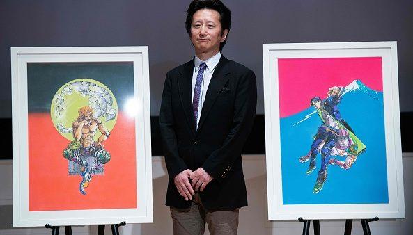 Hirohiko Araki è uno degli ospiti del Lucca Comics & Games 2019.