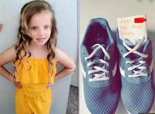 """""""A scuola lo prendono in giro"""": a 9 anni regala delle scarpe nuove al compagno vittima di bullismo"""