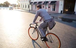 Torino, rimborso di 25 centesimi a chilometro a chi va a lavoro in bicicletta
