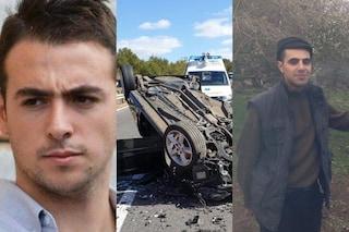 Incidente Bolotana, Gavino e Diego muoiono a 24 ore di distanza: i due amici avevano 26 e 21 anni