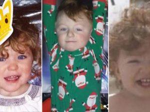 I tre bambini morti tra le fiamme