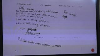 """Cucchi, mostrata la lettera scritta da Stefano la sera prima di morire: """"Per favore rispondimi"""""""