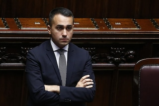 """Luigi Di Maio: """"Niente di personale contro Matteo Salvini, ma non torneremo mai con la Lega"""""""
