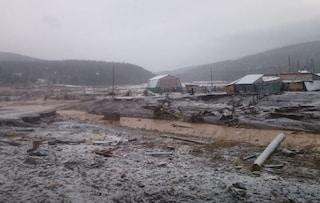 Russia, crolla una diga in una miniera d'oro: almeno quindici morti