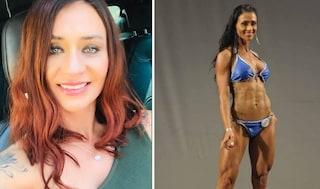 Orrore in casa, guru del fitness e bodybuilder trovata in un lago di sangue: uccisa e sfigurata