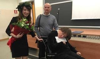 Erika potrà continuare a studiare: era stata esclusa dall'università nonostante la madre malata