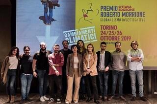 Giornalismo, i finalisti del Premio Morrione a Torino per parlare di cambiamenti climatici