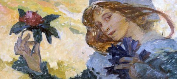 L'Art Nouveau è in mostra a Torino fino a gennaio 2020.