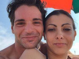 Giulia Lazzari e Roberto Lo Coco.