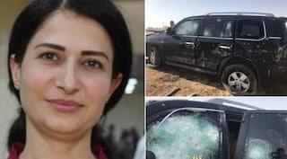 """In Siria uccisa Hevrin Khalaf, attivista per i diritti delle donne: """"Killer pagati dalla Turchia"""""""
