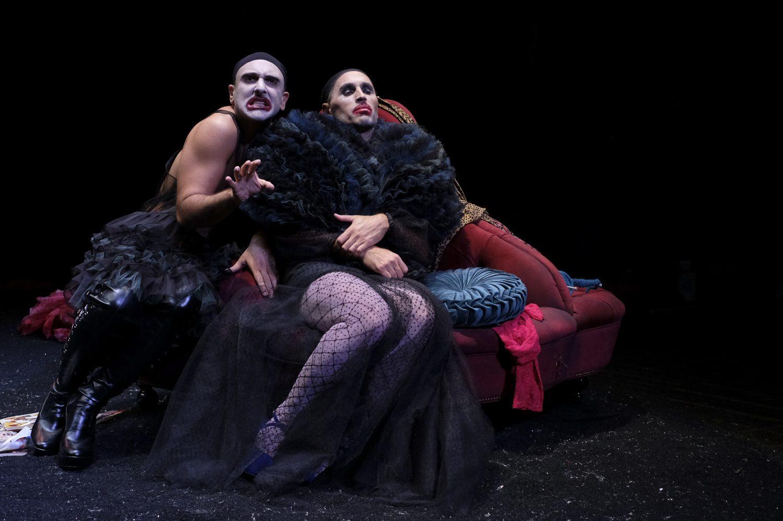 Gabriele Russo e Sergio Del Prete © Mario Spada