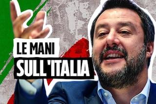 Il peso delle Regionali in Umbria e le mani di Matteo Salvini sull'Italia