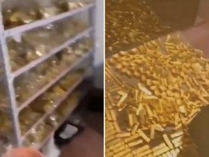 Corruzione in Cina, nella casa dell'ex sindaco trovate oltre 13 tonnellate d'oro